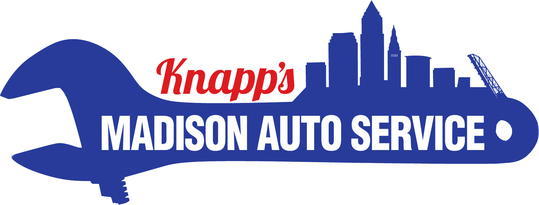 Knapp's Madison Auto and Towing Logo